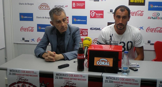 Iván Agustín cuelga las botas, pero continuará en el Mirandés
