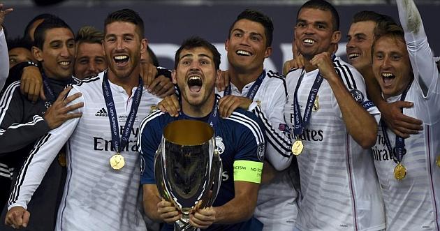 Ronaldo delivers Super Cup