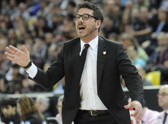 "Katsikaris, que sonó para el Madrid: ""Espere poder volver a entrenar en ACB"""