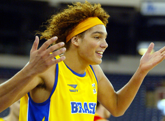 Brasil sólo piensa en vencer al 'Dream Team'