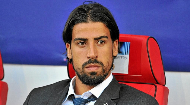 Real give Khedira a heavy hint to pack his bags