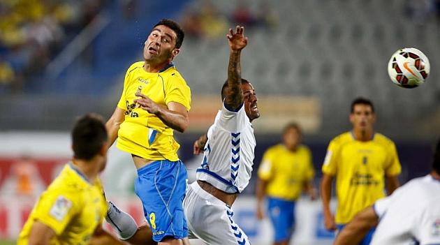 Las Palmas, con dos penaltis, vuelve a imponerse al Tenerife