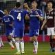 Cesc fabrica uno de los goles del Chelsea