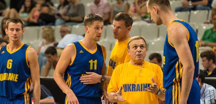 Ucrania, basket en tiempos de guerra