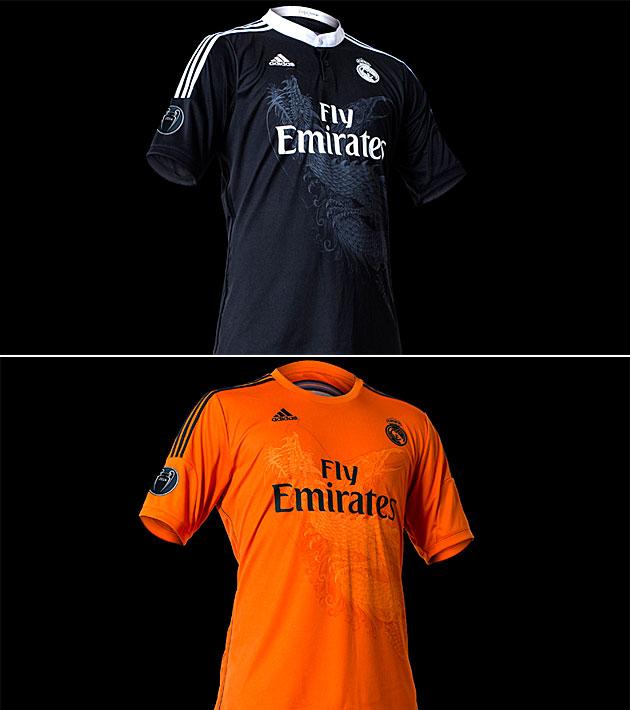 Así es la nueva camiseta del Madrid para la Champions - MARCA.com