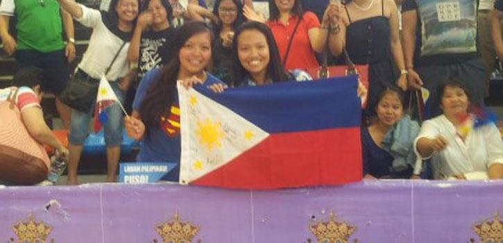 Filipinas, pasión por el baloncesto