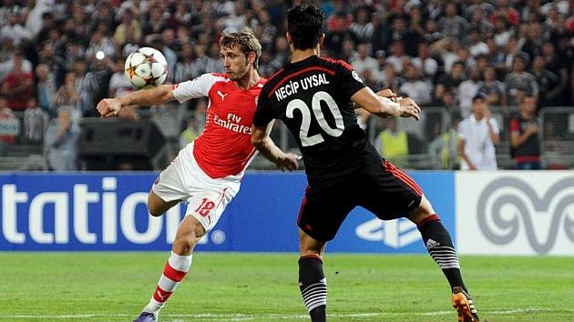 Wenger blocks Monreal's Bilbao move