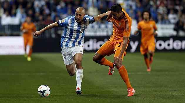 Amrabat volverá a defender la camiseta del Málaga