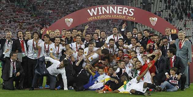 El Sevilla es el 'coco' del bombo