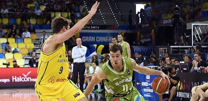 Los hermanos Dragic lideran la victoria eslovena
