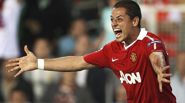 'Chicharito' on loan to Real Madrid