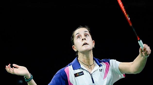 Carolina Mar�n becomes world champion