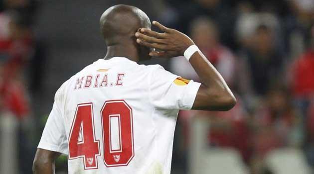 Mbia vuelve al Sevilla
