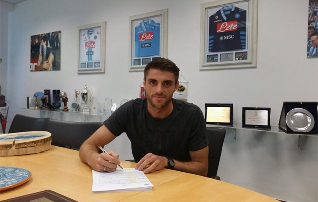 David López ya es jugador del Nápoles
