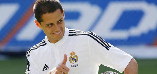 Chicharito - 1st Real Mexican since Hugo Sánchez