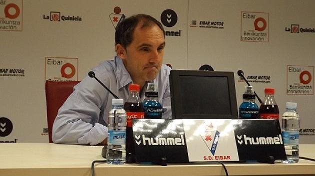Fran Garagarza: El Eibar ha fichado a los jugadores que quería
