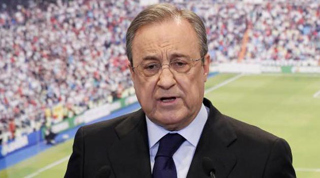 Florentino: There is no quarrel with Cristiano