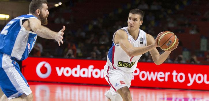 Bogdanovic se gradúa como estrella