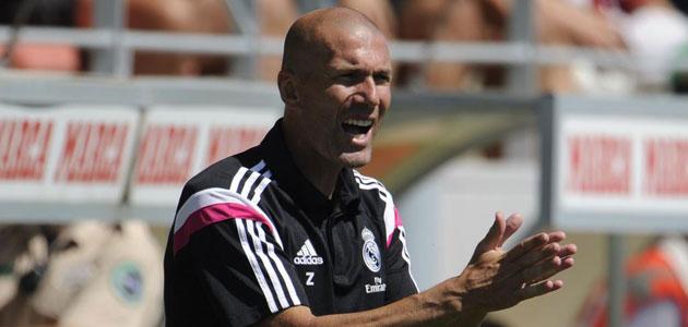Zidane's Castilla slump to third straight defeat