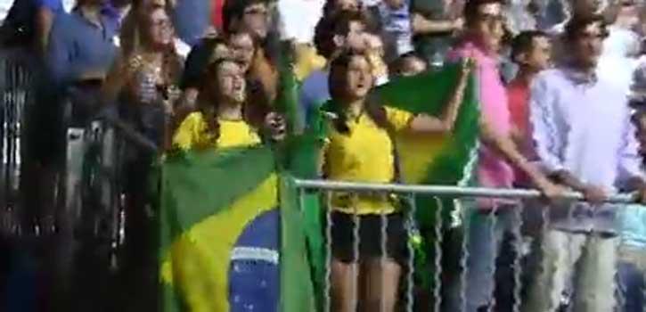 """El """"Ai se eu te pego"""" más Mundial"""
