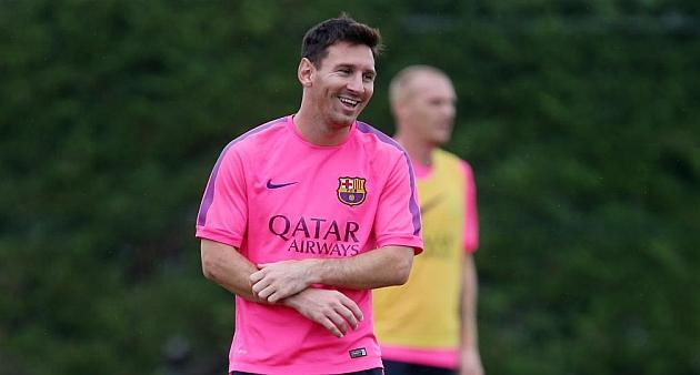 Rosario outlaws Messi