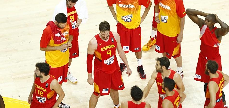 La noche más negra del baloncesto español