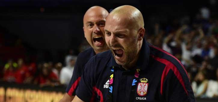 Serbia hará de España contra USA