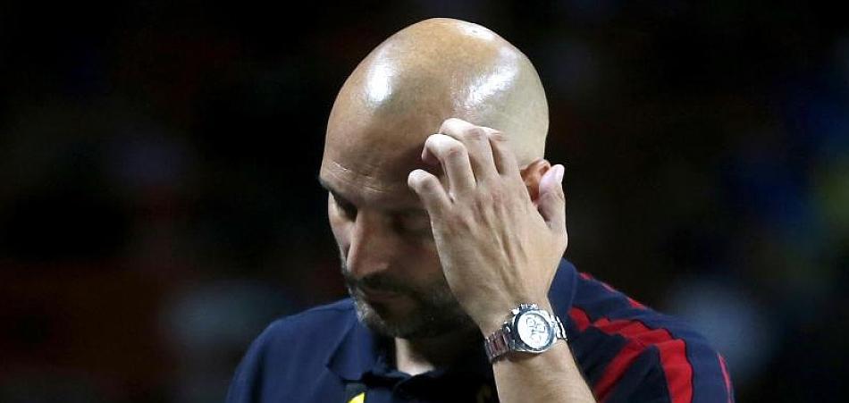 """Djordjevic admite superioridad de EEUU: """"Nos patearon el trasero"""""""