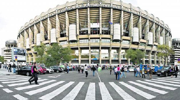 Abu Dhabi Santiago Bernabéu