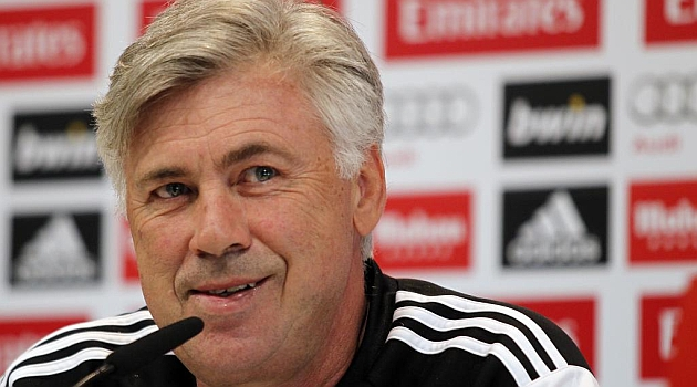 Ancelotti: Unity is very important