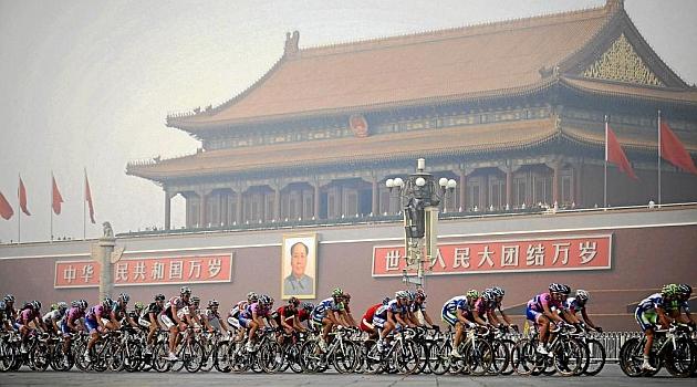 La UCI excluye el Tour de Pekín del calendario de 2015