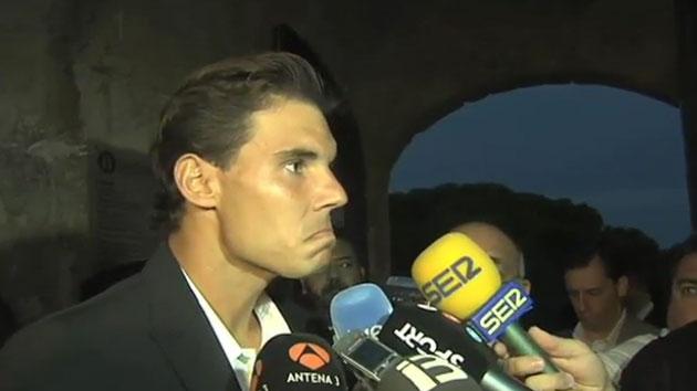 Rafa Nadal brands Gala Le�n appointment odd