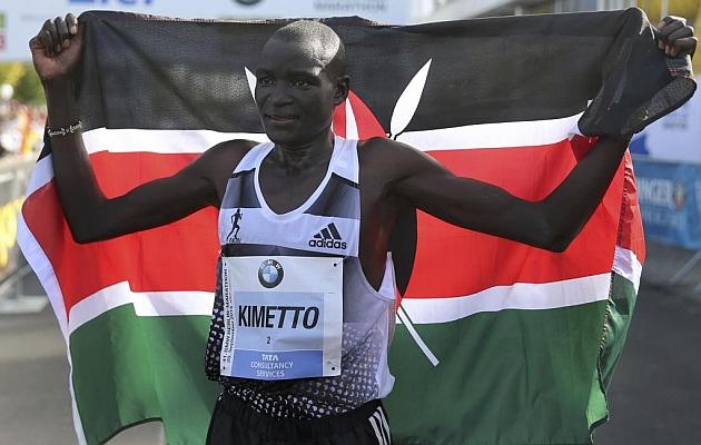 Kimetto smashes world marathon record in Berlin