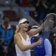 Kvitova y Sharapova se medir�n por el t�tulo