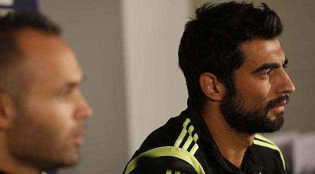 Albiol: Esperamos estar a buen nivel sin Ramos