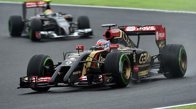 Mercedes proveerá motores a Lotus a partir de 2015
