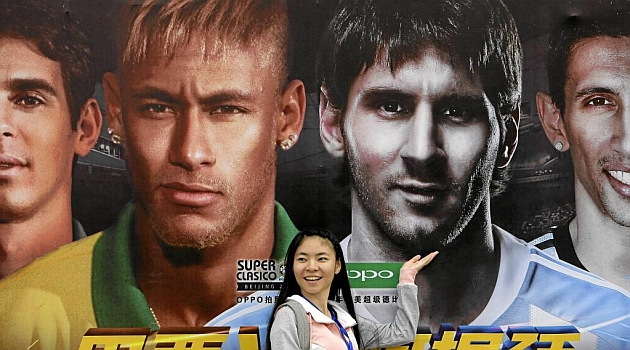 El Superclásico de Neymar contra Messi