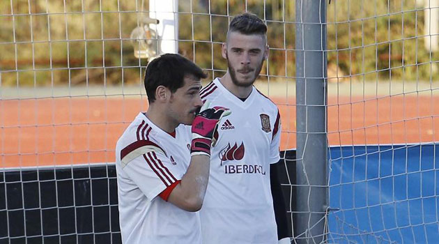 De Gea, Spain's future and Real's