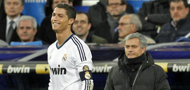 Mourinho: Cristiano is like Zidane, a one-off