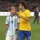 �Le hizo Messi un feo a Kak�?