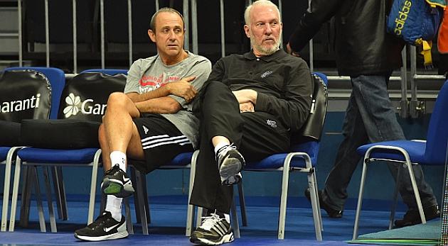 Messina derrumba barreras y se convierte en el primer europeo en entrenar en la NBA