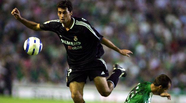 Álvaro Arbeloa made his debut for Real Madrid 10 years ago, on the same day  that Leo Messi did for Barcelona. A brilliant goal by Ronaldo (the  Brazilian ...
