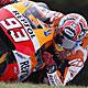 Márquez regala el triunfo a Rossi