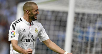 the latest 7613f 7f064 ¡Oh là là Benzema!