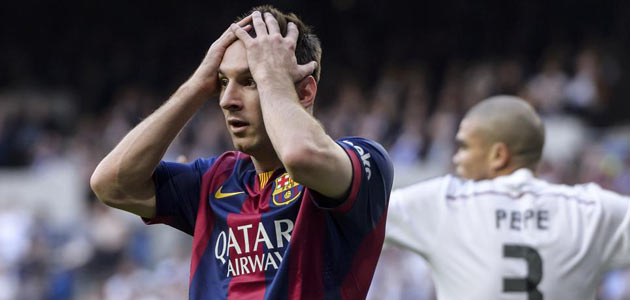 Messi still mesmerising, but less ruthless