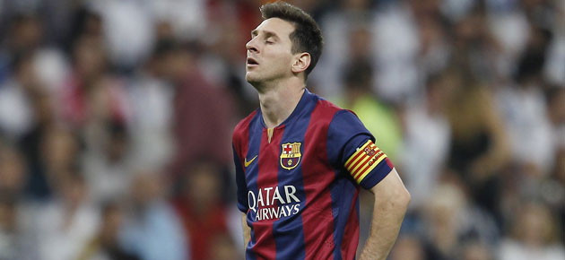 Jorge Valdano: Leo Messi has lost his ability to disrupt the defence