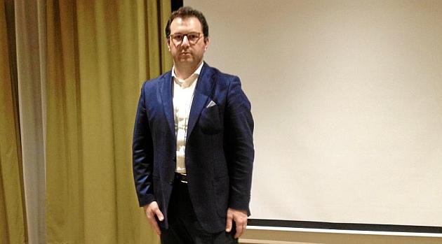 Filippo Ghirelli, empresario italiano interesado en comprar el Mallorca