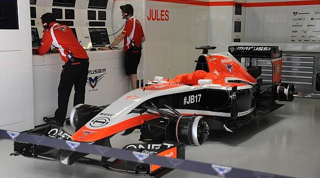 Marussia cierra sus puertas y abandona la Fórmula 1