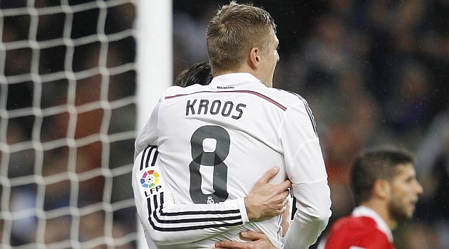 Real Madrid's meticulous midfield metronome