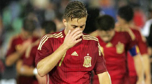 España se queda sin defensas